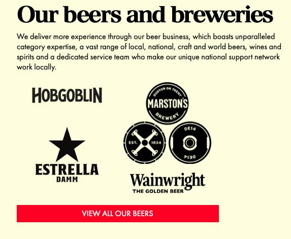 Club Sponsor: Marstons Brewery PLC