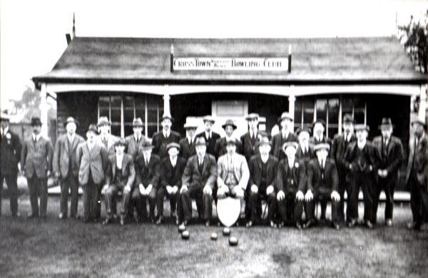 Founders members in 1922