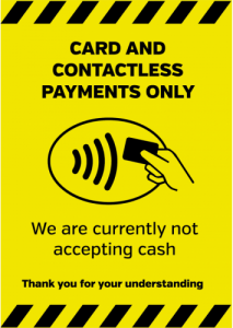 contactless only
